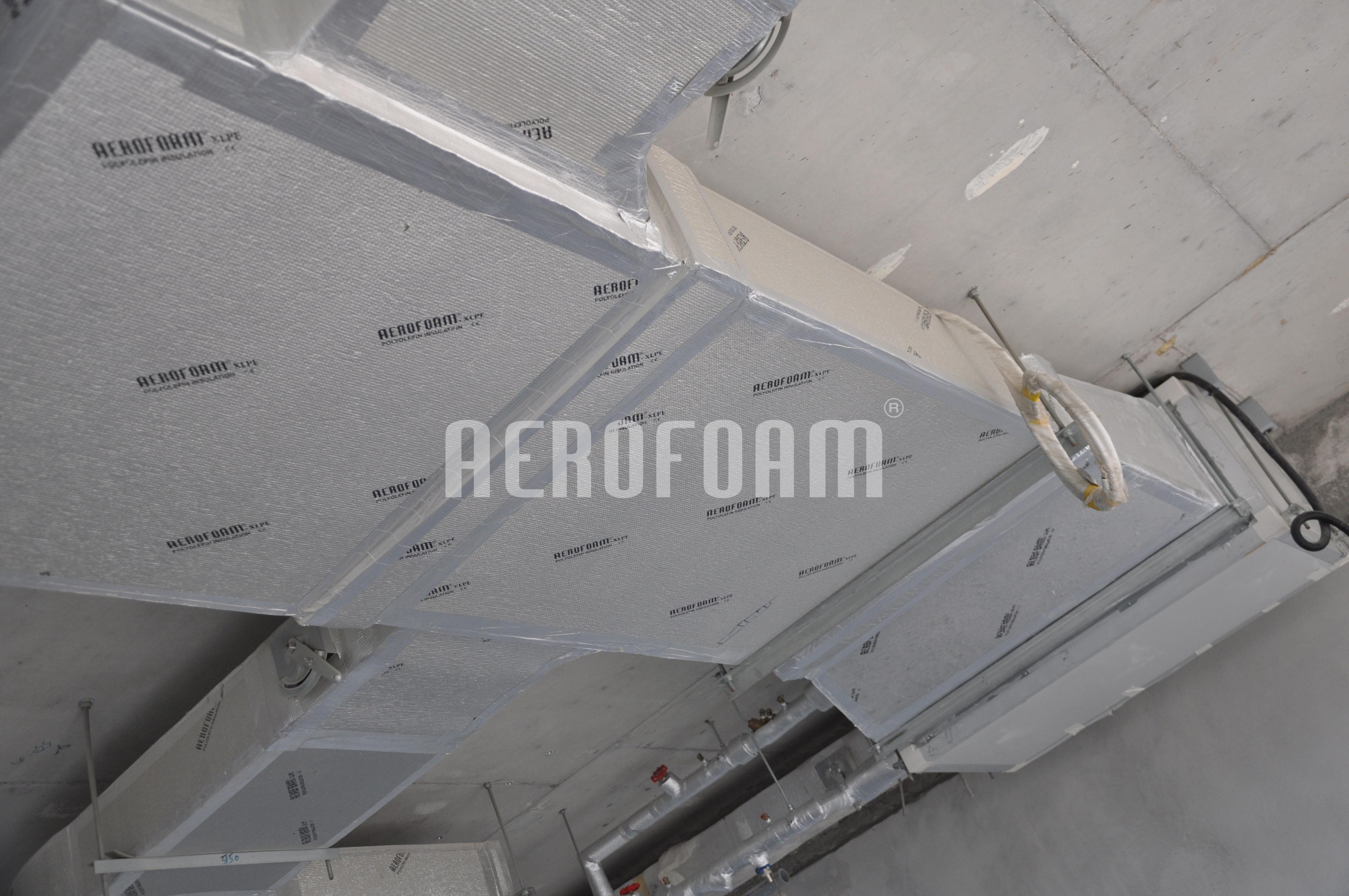 Aerofoam® XLPE Polyethylene Rolls and Sheets - Polyolefin Rolls Sheets