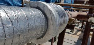 Aerofoam aluminum and stainless steel N clad
