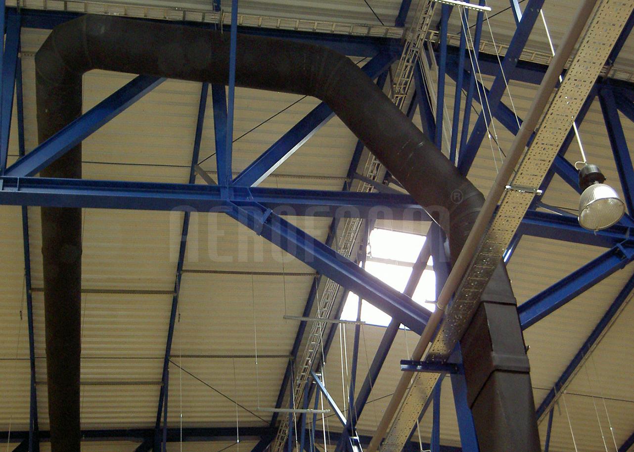Aerofoam® NBR Nitrile Rubber Rolls and Sheets