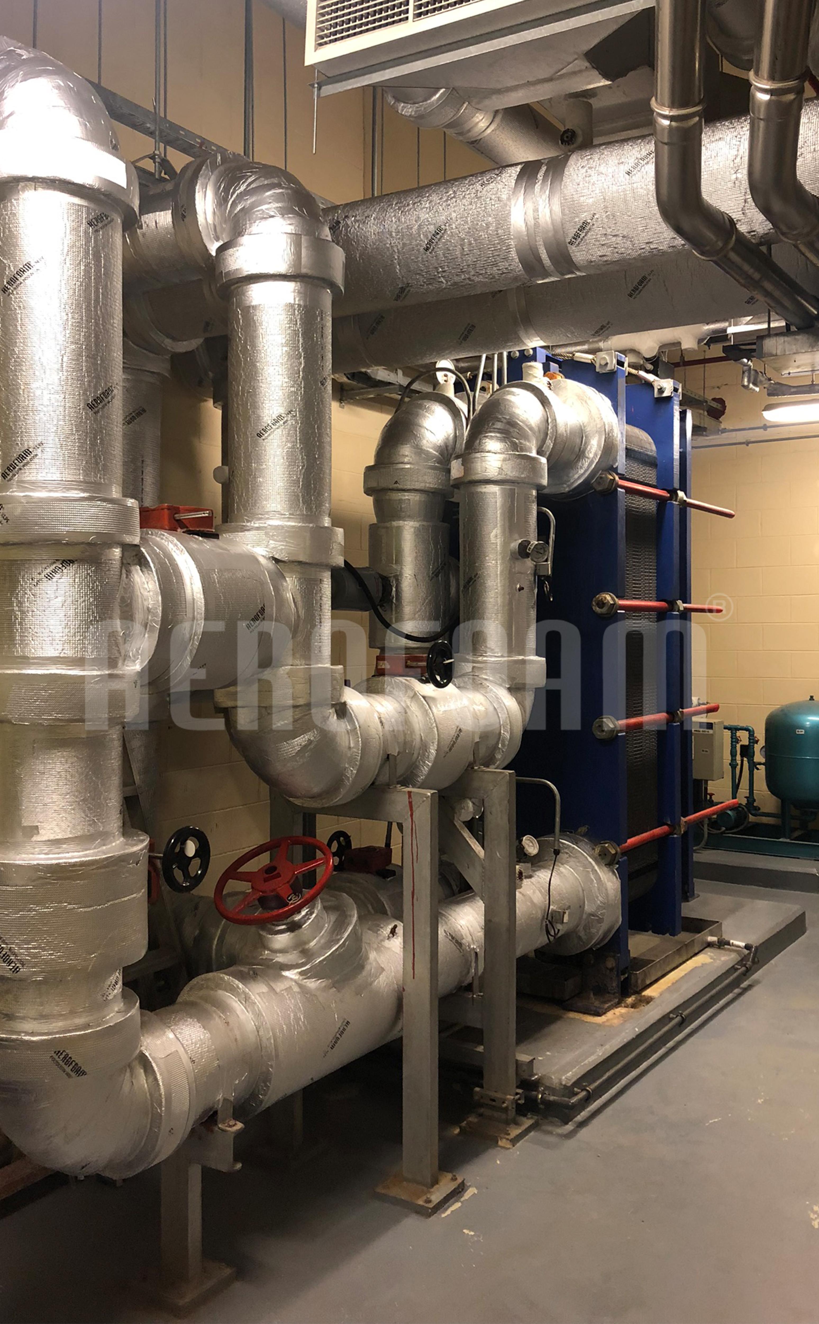 Aerofoam® XLPE Polyethylene Tubes - Polyolefin Pipe Sections
