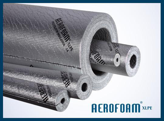 Aerofoam® XLPE Tubes/ Pipes