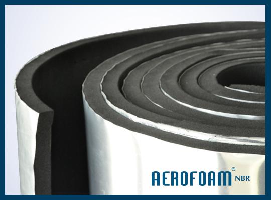 flexible elastomeric nbr rubber clad