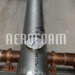 Aerofoam® XLPE Polyolefin Insulation Tubes